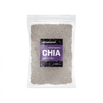 ALLNATURE Chia semienka 1000 g