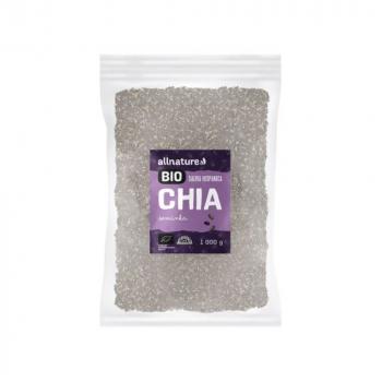 ALLNATURE Chia semienka BIO 1000 g
