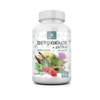 ALLNATURE Detoxikácia bylinný extrakt 60 kapsúl