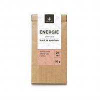ALLNATURE Energia bylinný čaj 50 g