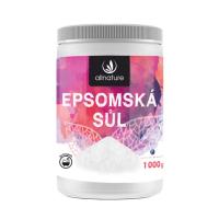 ALLNATURE Epsomská soľ 1000 g