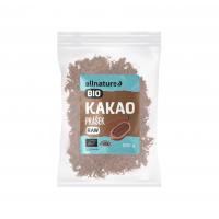 ALLNATURE Kakaový prášok BIO RAW 500 g