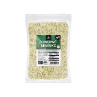 ALLNATURE Konopné semienko lúpané BIO RAW 250 g