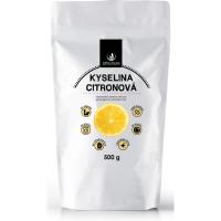 ALLNATURE Kyselina citrónová 500 g