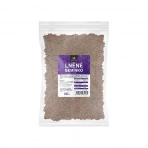 ALLNATURE Ľanové semienko hnedé 500 g
