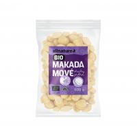 ALLNATURE Makadamové orechy 500 g BIO
