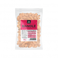 ALLNATURE Mandle jadrá 100 g