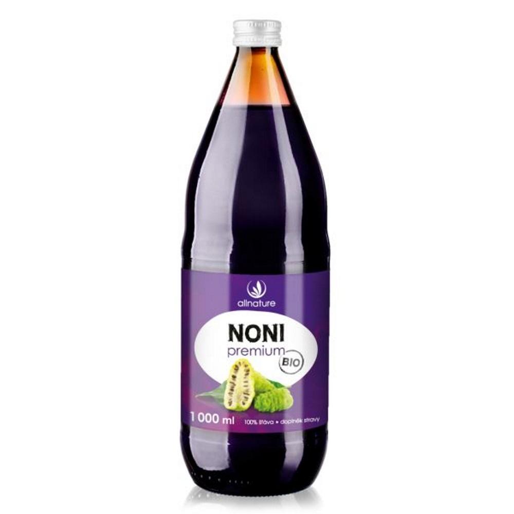 Noni - saft bula 100% bio šťava 1000 ml