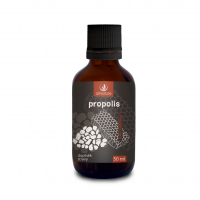 ALLNATURE Propolis bylinné kvapky 50 ml