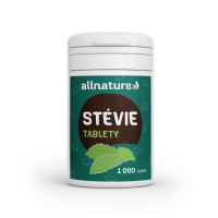 ALLNATURE Stévia tablety 1000 tabliet