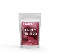 ALLNATURE Turkey BBQ Jerky sušené mäso 25 g