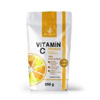 ALLNATURE Vitamín C prášok Premium 250 dávok