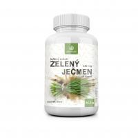 ALLNATURE Zelený jačmeň bylinný extrakt 60 kapsúl