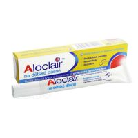 ALOCLAIR® gél na detské ďasná 10 ml