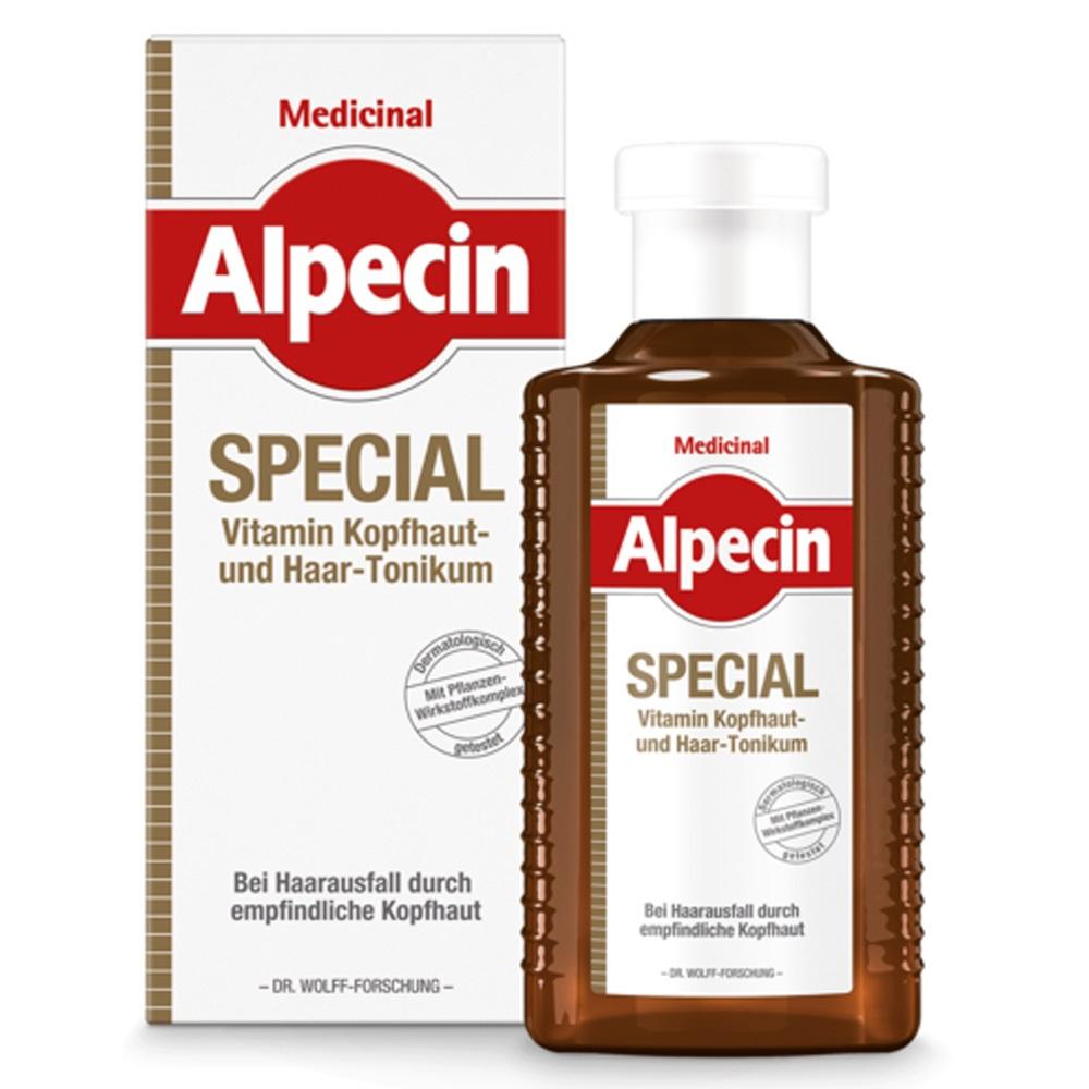 ALPECIN Medicinal Special vitamínové tonikum na vlasy 200ml