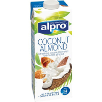 ALPRO Kokosovo mandľový nápoj 1 l