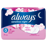Always Ultra Sensitive Night 7ks