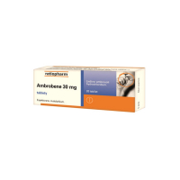 AMBROBENE 30 mg 20 tabliet