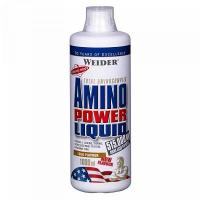 WEIDER Power Liquid komplexné aminokyseliny Brusnica 1000 ml