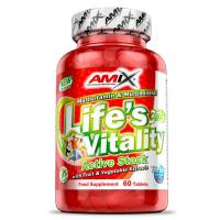 AMIX Life's vitality active stack 60 tabliet