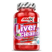 AMIX Liver cleanse 100 kapsúl