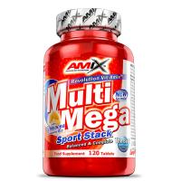 AMIX Multi mega sport stack 120 tabliet