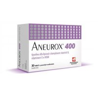 ANEUROX 400 PharmaSuisse 30 tabliet