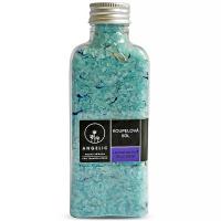 ANGELIC Kúpeľová soľ Levanduľové upokojenie 260 g