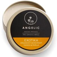 "ANGELIC ""Organický dezodorant Mango & Papája"" 50 ml"