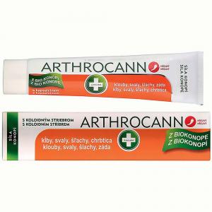 ANNABIS Arthrocann hrejivý gél 75 ml