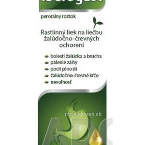 IBEROGAST perorálny roztok 20 ml