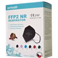 MEIYI FFP2 NR Respirátor farebný mix 10 kusov