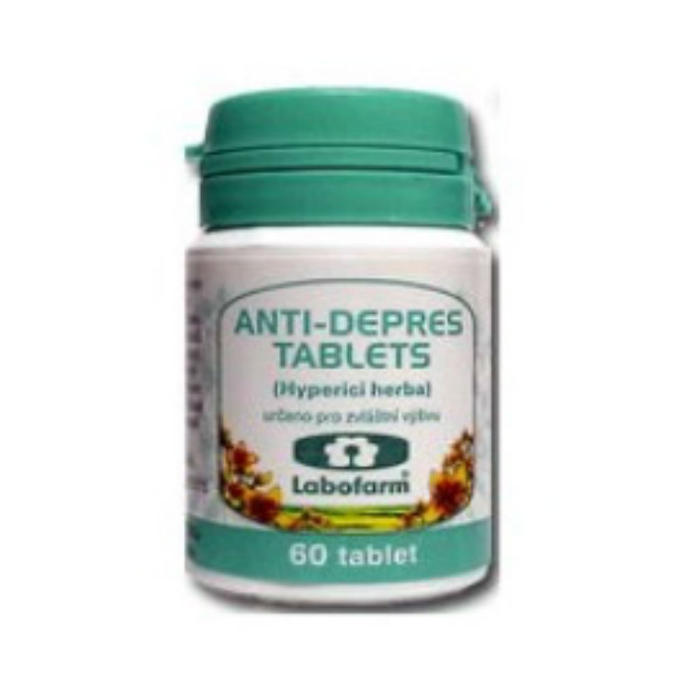 Anti-depresia tbl. 60