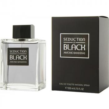 Antonio Banderas Seduction in Black 200ml