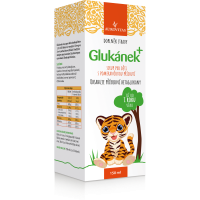 AUROVITAS Glukánek sirup pre deti 150 ml