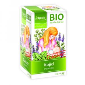 APOTHEKE Bio čaj dojčiace matky 20 x 1,5 g