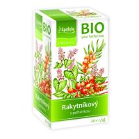 APOTHEKE Rakytníkovy čaj s pohankov BIO 20x1,5G