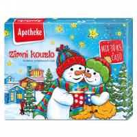 APOTHEKE Darčeková kolekcia čajov Zimné čaro 30 sáčkov