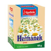 Apotheke Harmanček pravý - kvet sypaný 65 g