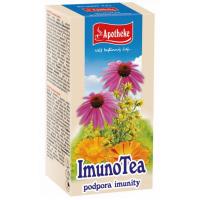 APOTHEKE ImunoTea na podporu imunity čaj 20x 1,5 g