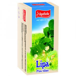 APOTHEKE Lipový čaj 20x 1,5 g