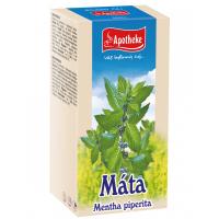 APOTHEKE Mäta pieporná čaj 20 sáčkov