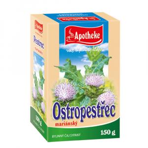APOTHEKE Pestrec mariánsky plod sypaný 150 g