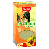 Apotheke Psyllium s ananásom 100g
