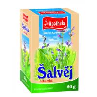 APOTHEKE Sypaný čaj Šalvia lekárska 50 g
