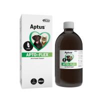 APTUS Apto-Flex sirup pre psov a mačky 500 ml