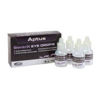 APTUS SentrX EYE DROPS očné kvapky 4x10 ml