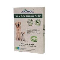 ARAVA Antiparazitný bylinný obojok Blchy a Kliešte pre psíkov a šteniatka 55-62 cm