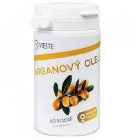 Vieste Arganový olej 60 kapsúl