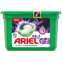ARIEL Allin1 Pods + Unstoppables Kapsule Na Pranie 13 Praní